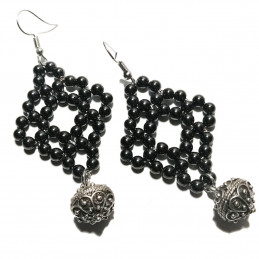 "Earrings ""Botuni"""